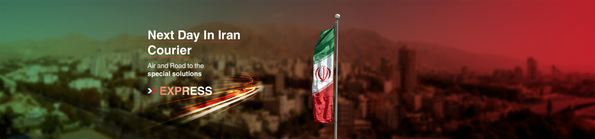 Next Day Iran..
