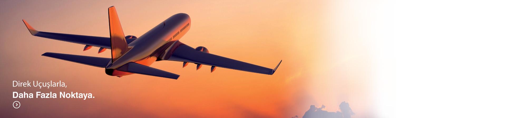 Direkt Uçuşlar