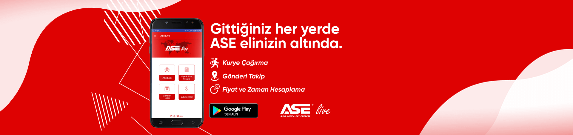 ASE Live
